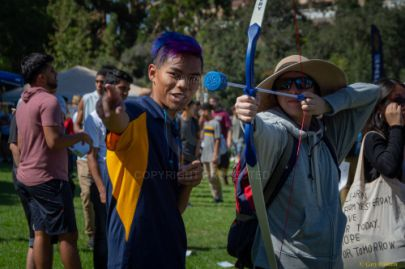 UCI Anteater Student Involvement Fair and Rec Center Event